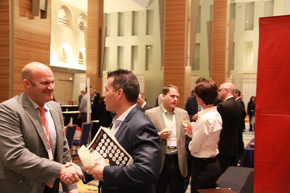DeviceTalks Boston conference held at Boston Marriott Long Wharf in Boston, MA on September 28, 2016.