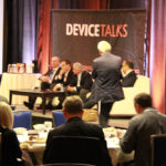 DeviceTalks Boston conference held at Boston Marriott Long Wharf in Boston, MA on September 28, 2016.